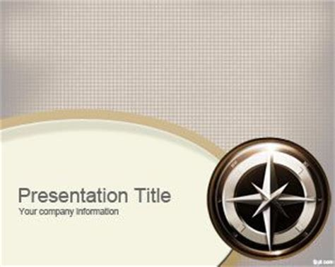Geography Archives Free Powerpoint Templates Compass Powerpoint Template