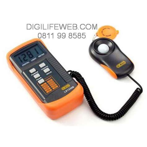 Alat Pengukur Tingkat Pencahayaan Ruangan Meter meter d1330