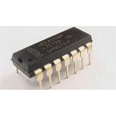 ic resistor order now cd4511 hef4511bp bcd to 7 segment latch decoder driver ic dip16 pack of 1