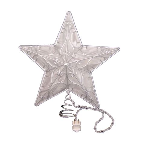 christmas stars silver tree toppers christmas wikii