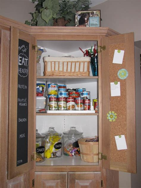 Organizing Corner Kitchen Cabinets Organize Everything The Pantry And Some Inspiration Clean And Scentsible
