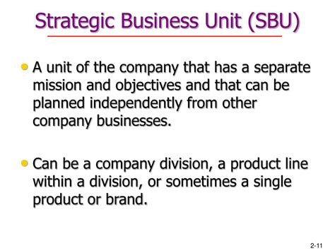 Strategic Business Unit Ppt For Mba by Ppt Company And Marketing Strategy Partnering To Build