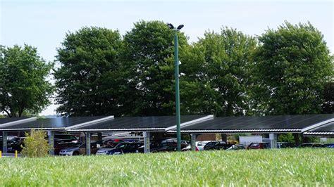 Carport Prices Installed Flexisolar Installs The U K S Largest Solar Carport