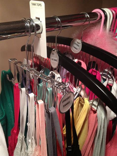 apartment closet tank tops ideas about make a closet on 25 best ideas about tank top organization on pinterest
