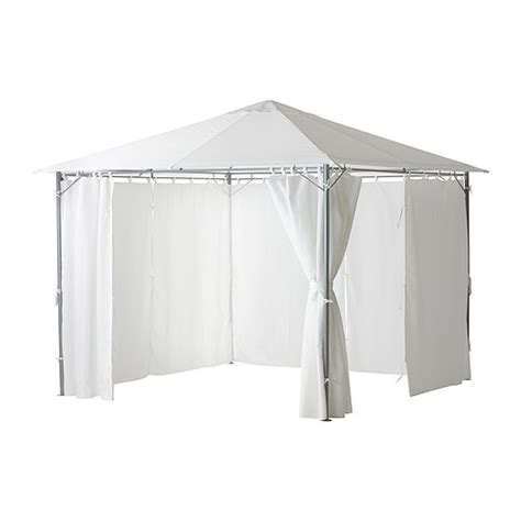 outdoor curtain panels ikea karls 214 gazebo with curtains ikea