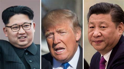 Trump China North Korea   north korean crisis will lazarus bring down banks or