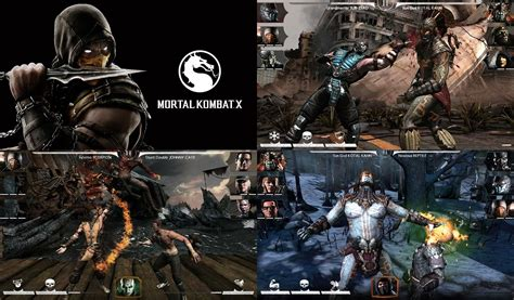 Casing Samsung Galaxy Note 8 Mortal Kombat X Custom Hardcase Cover picks best android of 2015