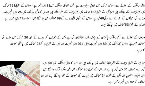 countries pakistanis allowed    visa