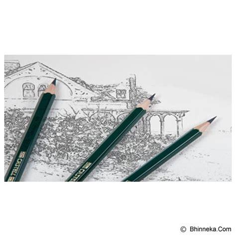 Pinsil 2b Faber Castell jual faber castell pencil 9000 2b 117102 pensil kayu harga spesifikasi dan review
