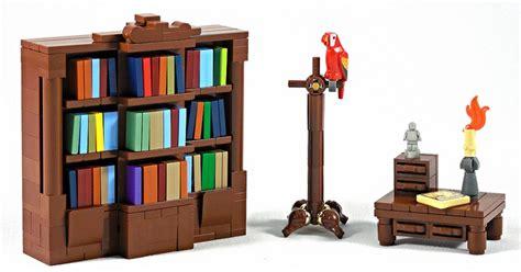 Chocolate Bookcase Hardnuary Lego Hardware And Everyday Items