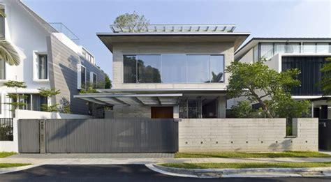 zen home design singapore fachadas de casas modernas treinta y ocho dise 241 os