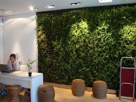 imagenes jardines interiores casas jardines verticales para interiores plantas