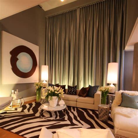 hgtv color splash living room a living room loft in san francisco by david bromstad