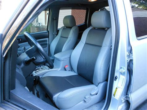 Tacoma Leather Interior by Leather Seats Option For 2013 Tacomas Tacoma World Forums