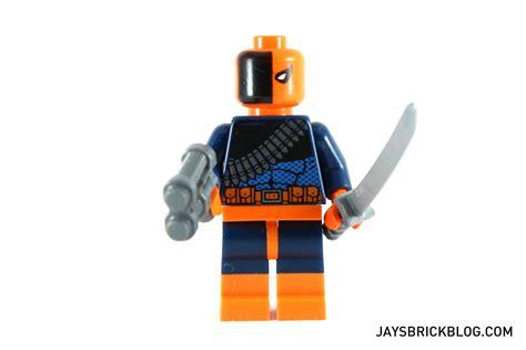Lego Minifigure Heroes Deathstroke Stroke Weapon image gallery lego deathstroke set