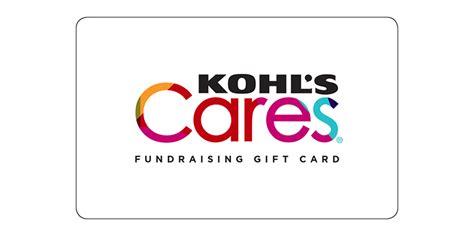 Kohl S Gift Card Check Balance - kohl s gift card balance history infocard co