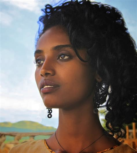 ethiopian hair model ethiopian model emuye egyptian faces pinterest