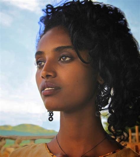 ethiopian beauty secrets ethiopian model emuye egyptian faces pinterest