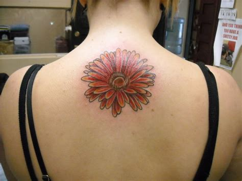 gerber daisy tattoo designs tattoos and designs page 76