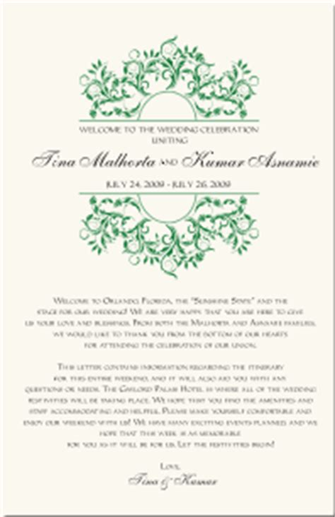 wedding welcome letter template welcome letter template wedding docoments ojazlink