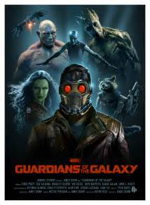 Guardians of the galaxy 2014 new poster images tv teaser trailer