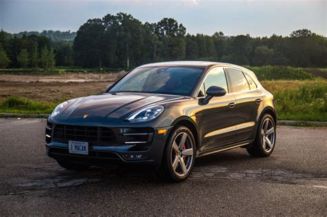 2017 porsche macan review 2017 porsche macan turbo with performance package