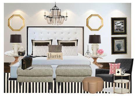 Chanel Bedroom by Chanel Inspired Bedroom By Juliarizzi13 Olioboard