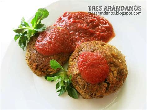 recetas de cocina vegetariana facil receta hamburguesas de lentejas y arroz con confitura de