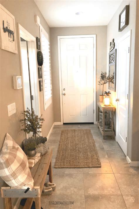 entryway ideas   small  narrow entryway decor