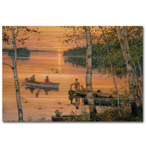 boat paddle shelf canoe paddle wall shelf