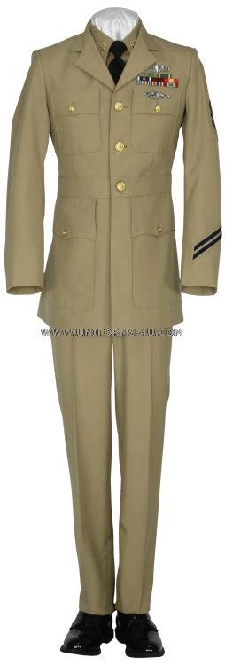 us navy dress khaki uniform us navy service dress khaki sdk cpo uniform