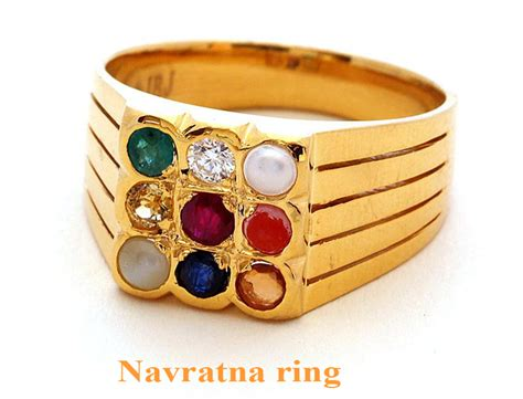 navratna ring and locket for personal use benefits of