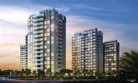 Floor Plan Elevation new condominium launch punggol central hotline