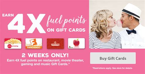 Kroger Bonus Fuel Points Gift Cards - four discount gift card opportunities mommy points