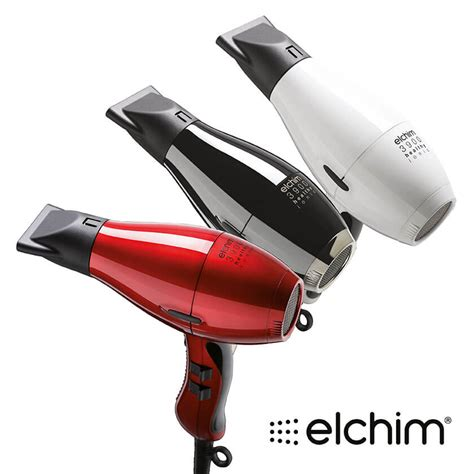 Elchim Hair Dryer Parts brand spotlight on elchim salons direct