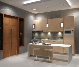 modern kitchen in a small space dands furniture