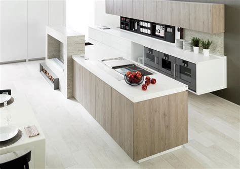 functional kitchen ideas 25 modern and functional kitchen by porcelanosa house