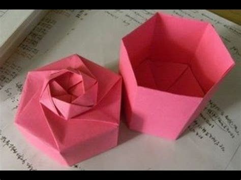 Origami Birthday Box - 25 best ideas about day gifts on