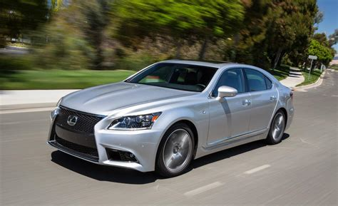 lexus sports car 2013 2013 lexus ls460 f sport chainimage