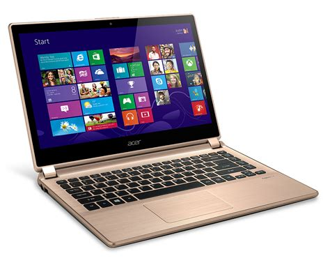Laptop Acer Aspire V5 4 Series acer aspire v series new amd apus and other upgrades