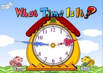 learn english with valsequillo clil: what time is it?