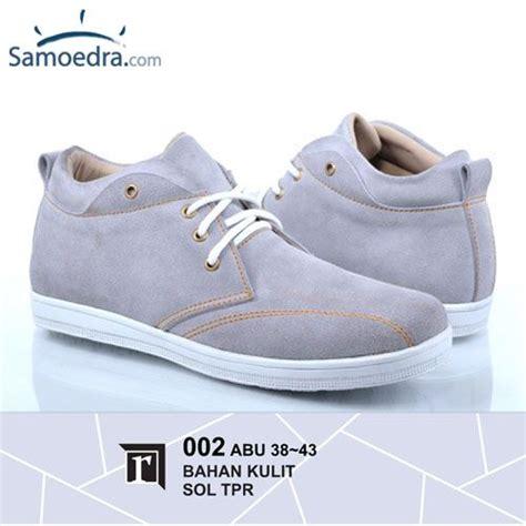 Sepatu Boot Garsel sepatu kulit pria garsel r002 tersedia berbagai macam