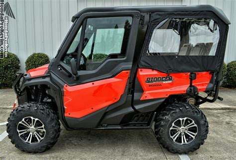 2019 2016 honda pioneer 1000 5 9 000 in accessories 29 quot tires all weather package more