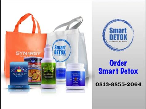 Jual Paket Smart Detox Ultimate Pack Original packet smart detox ultimate pack paket smart detox