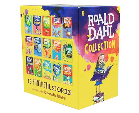 Baby S Busy Day Box Set scoopon shopping roald dahl collection 15 book box set