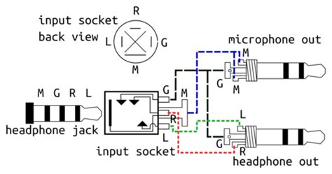 microphone wiring diagram wiring diagram with