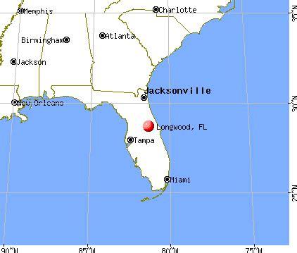map longwood florida longwood florida fl 32750 profile population maps