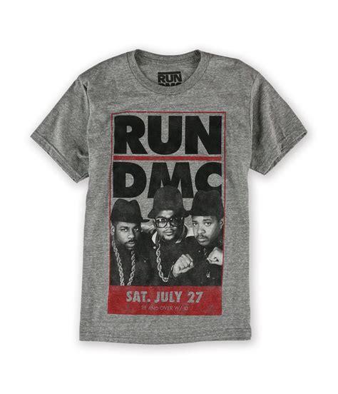 run dmc mens concert graphic t shirt mens apparel free
