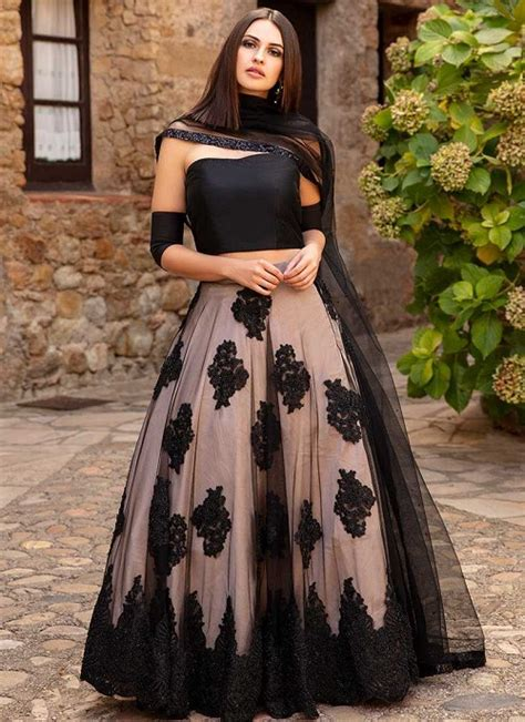 indian lehenga choli designs  pre wedding functions