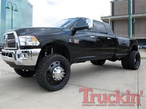 Dodge Dually Lifted Dodge Ram 3500 Lifted Image 176